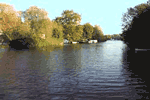 River Thames at Thames Ditton