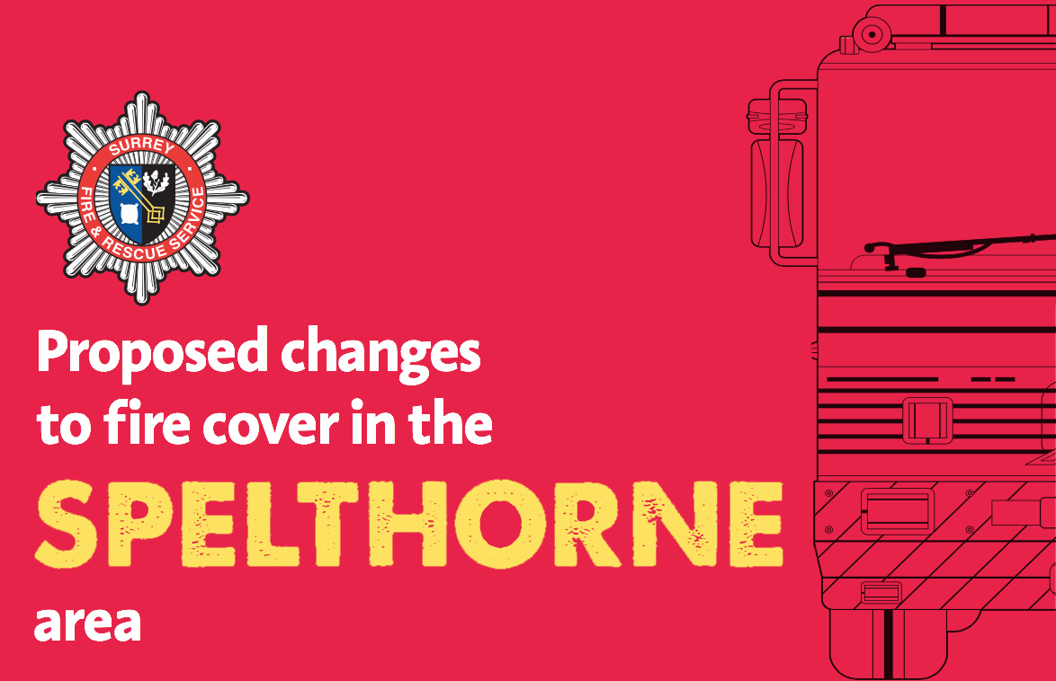 Proposed changes to fire cover in the local area
