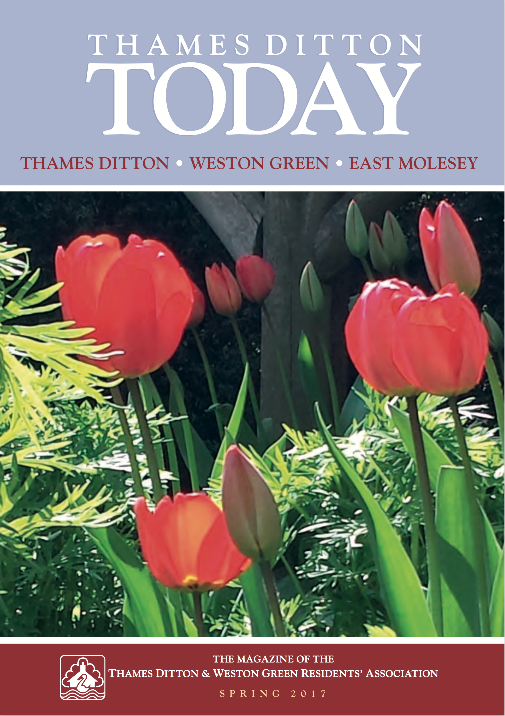 Thames Ditton Today: Spring 2017 issue available online