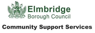 Elmbridge Community Support Services logo