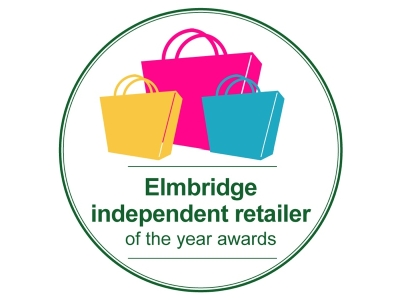 Elmbridge retailer awards logo