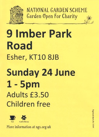 NGS leaflet 9 Imber Park Road