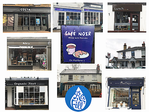 Refill scheme launches in Thames Ditton