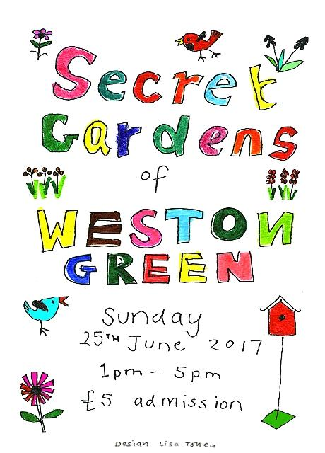 Secret Gardens of Weston Green