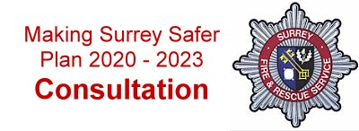 Surrey Fire & Rescue Service - Consultation